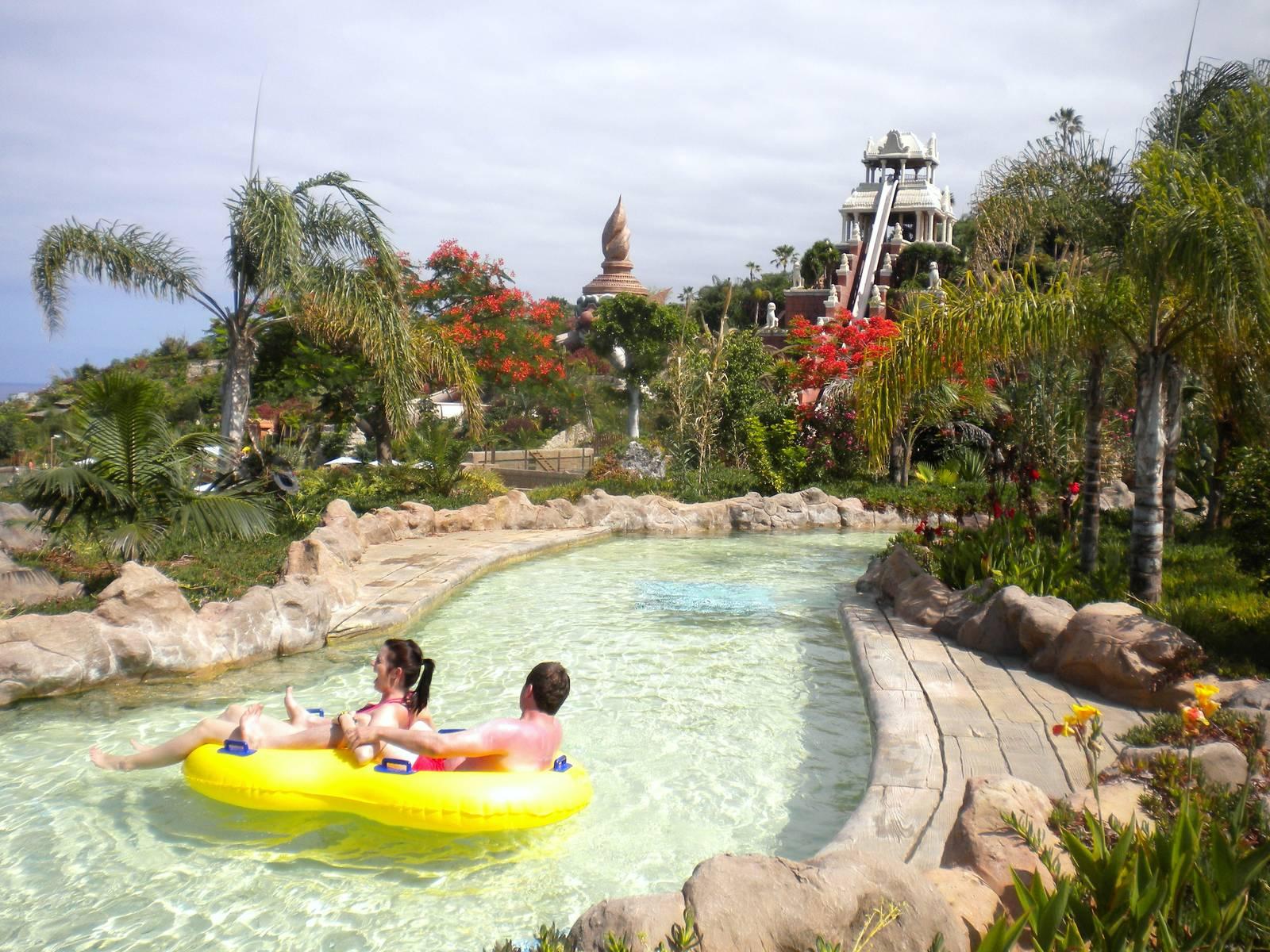 siam park3 Siam Park More Than a Water Park