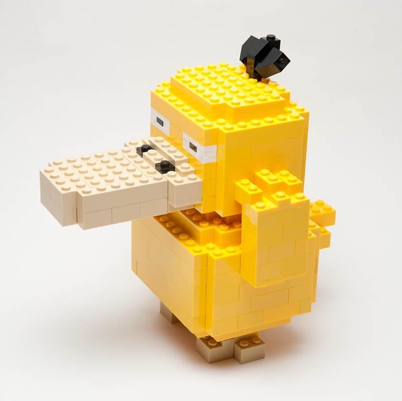 lego minifigures11 Weird Lego Creatures