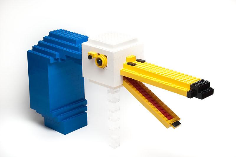 lego minifigures17 Weird Lego Creatures