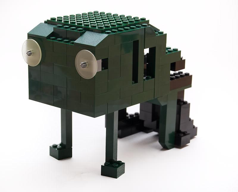 lego minifigures19 Weird Lego Creatures