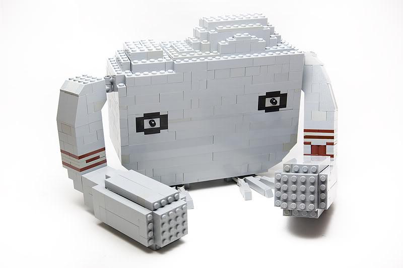 lego minifigures20 Weird Lego Creatures