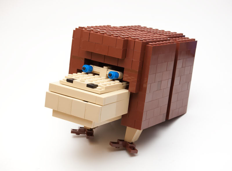 lego minifigures21 Weird Lego Creatures