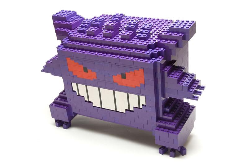lego minifigures4 Weird Lego Creatures