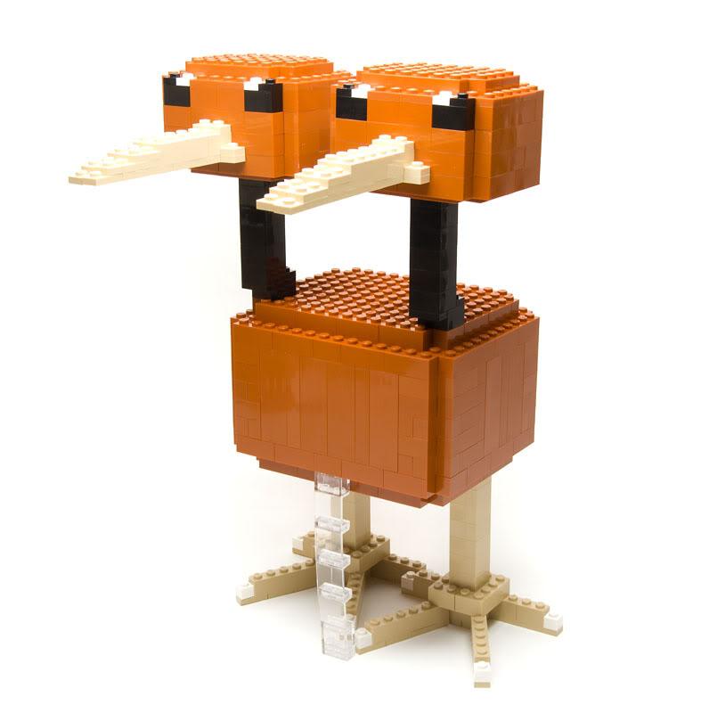 lego minifigures6 Weird Lego Creatures