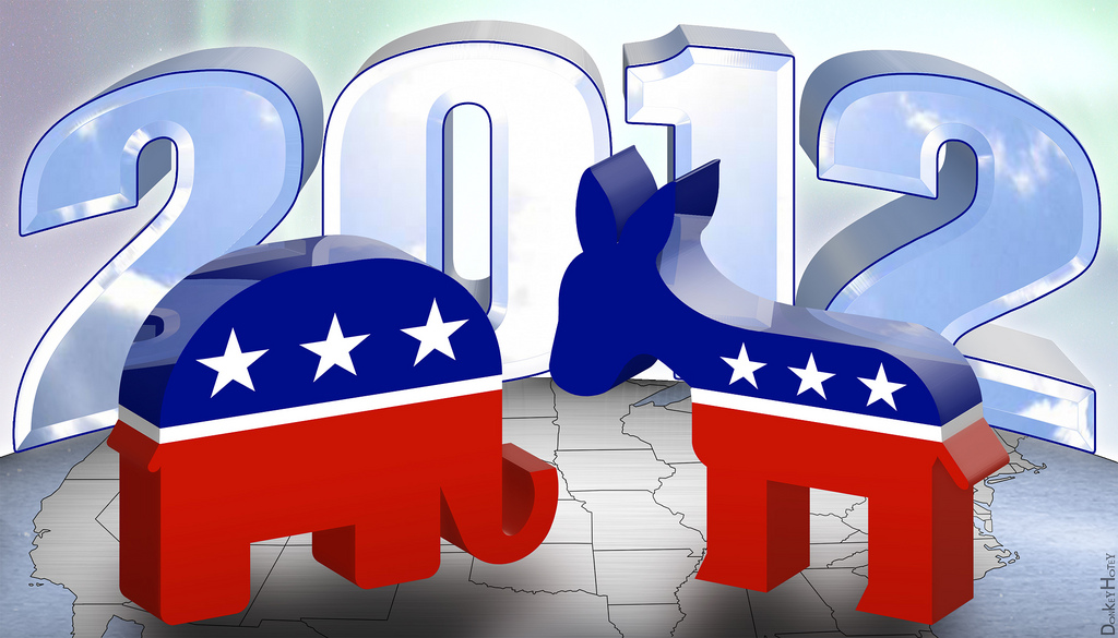 us election1 Who Will Win the 2012 U.S. Election?
