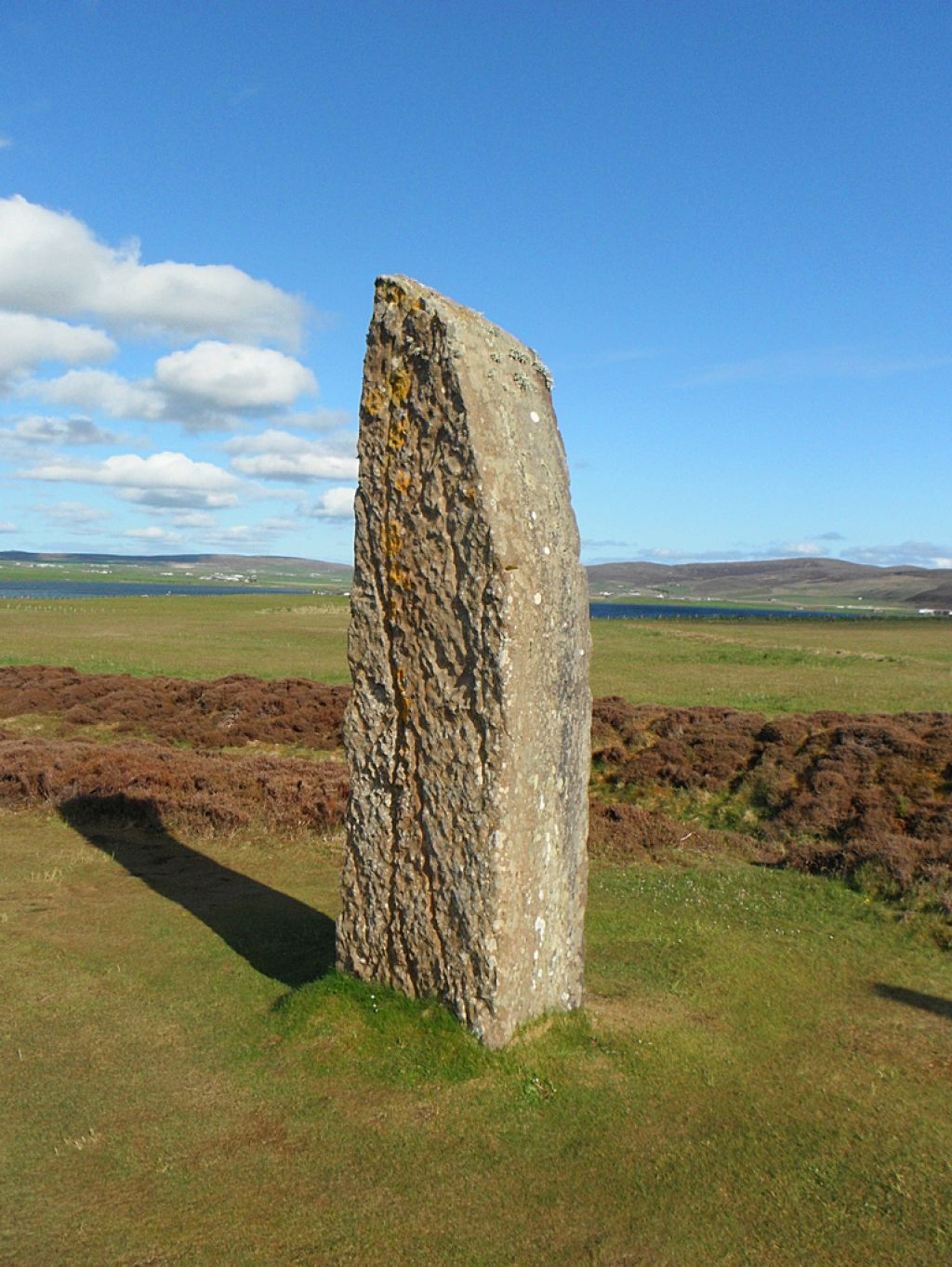 ring of brodgar3 Ancient sites   Ring of Brodgar in Ornkey
