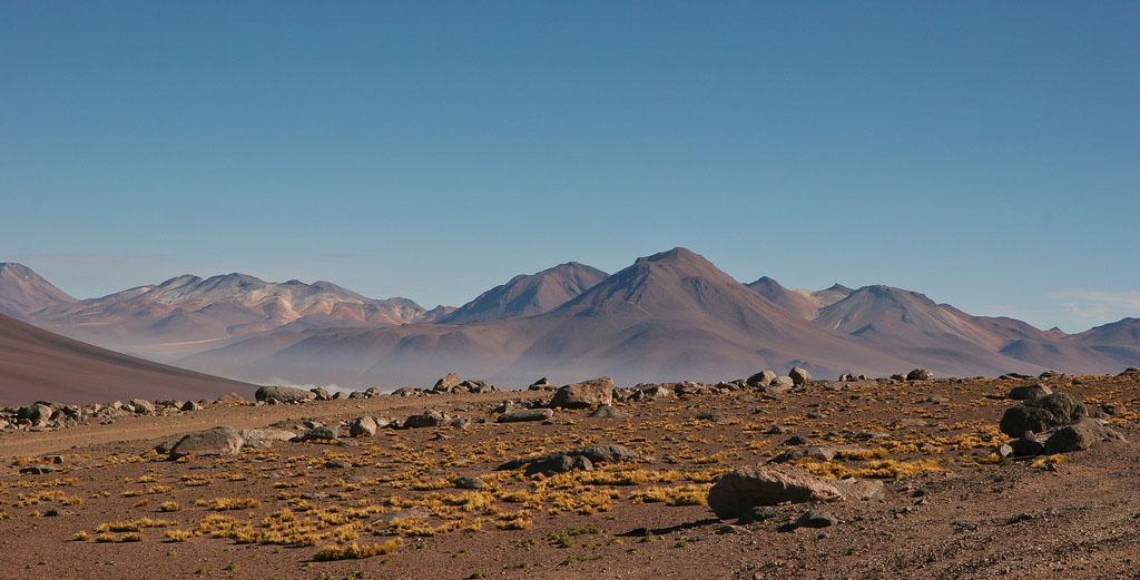 atacama The Atacama Desert   One of the Driest Places on Earth