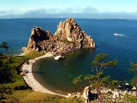 lake baikal9 The Baikal is the Deepest Lake in the World