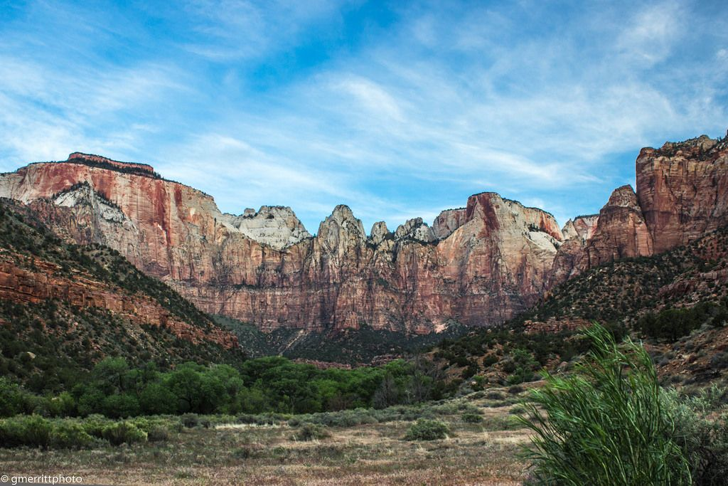 zion national park10 Best Photos of Zion National Park
