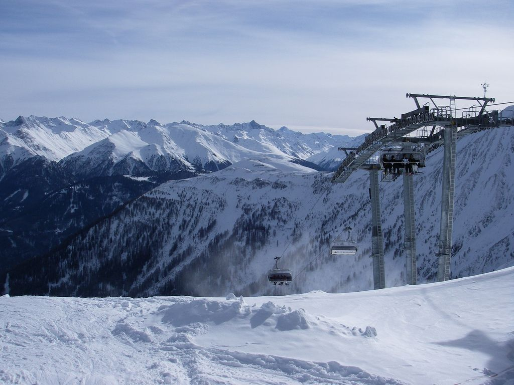 ski alps13 Best Skiing Holiday in Austrian Alps over Christmas