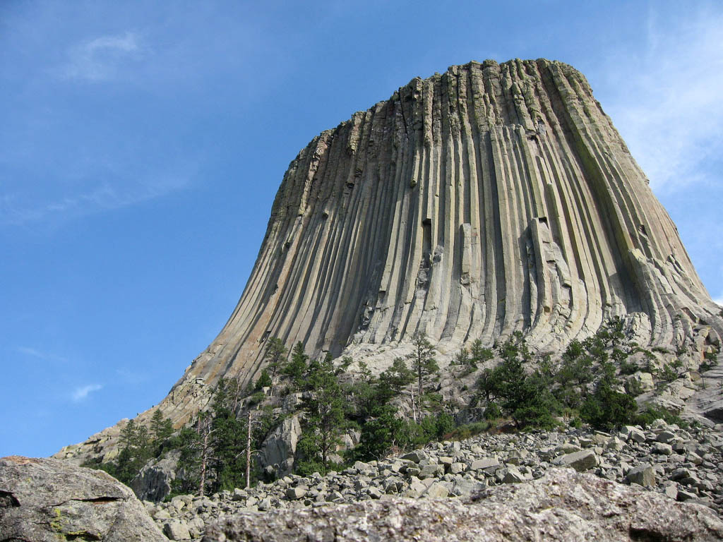 devils tower2 Devils Tower National Monument in Northeast Wyoming