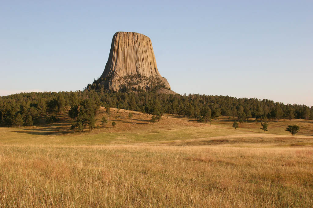 devils tower6 Devils Tower National Monument in Northeast Wyoming
