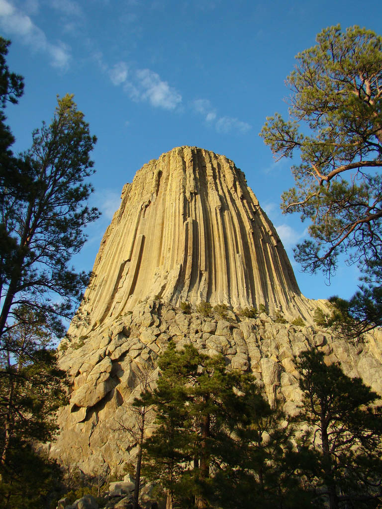 devils tower9 Devils Tower National Monument in Northeast Wyoming