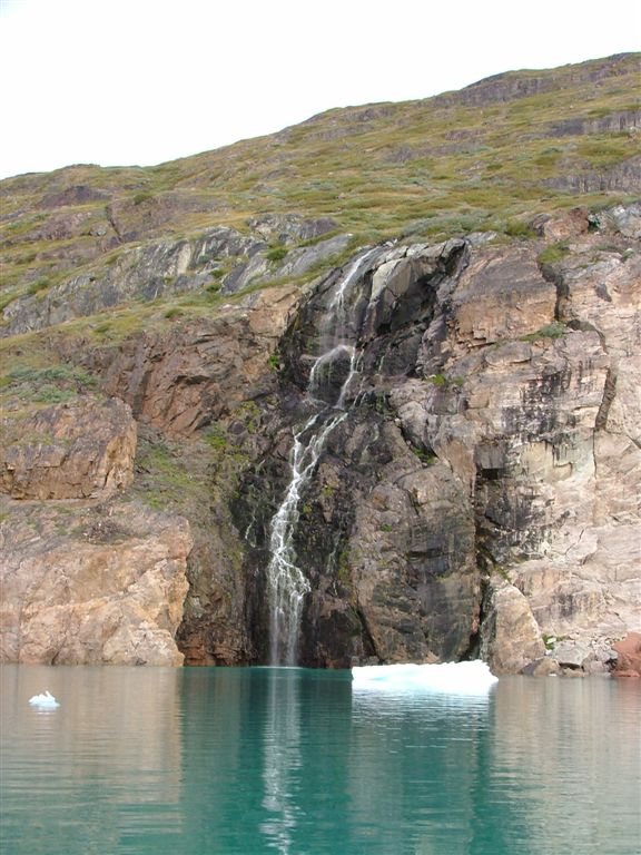 greenland glacier11 Greenland Glacier Melting Faster