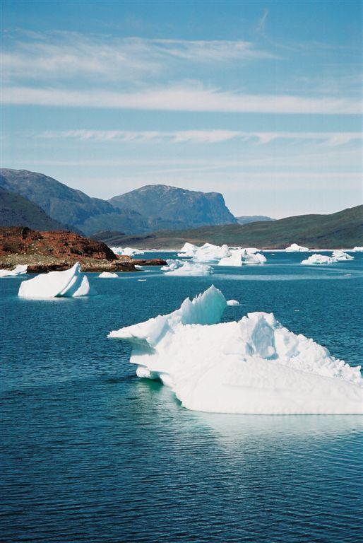 greenland glacier4 Greenland Glacier Melting Faster