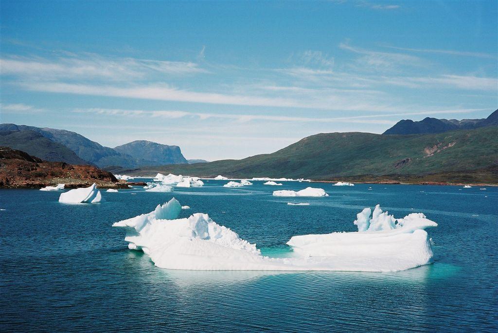 greenland glacier7 Greenland Glacier Melting Faster