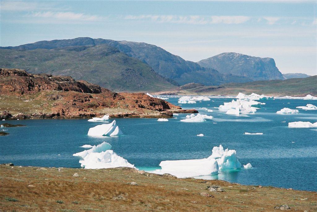 greenland glacier8 Greenland Glacier Melting Faster