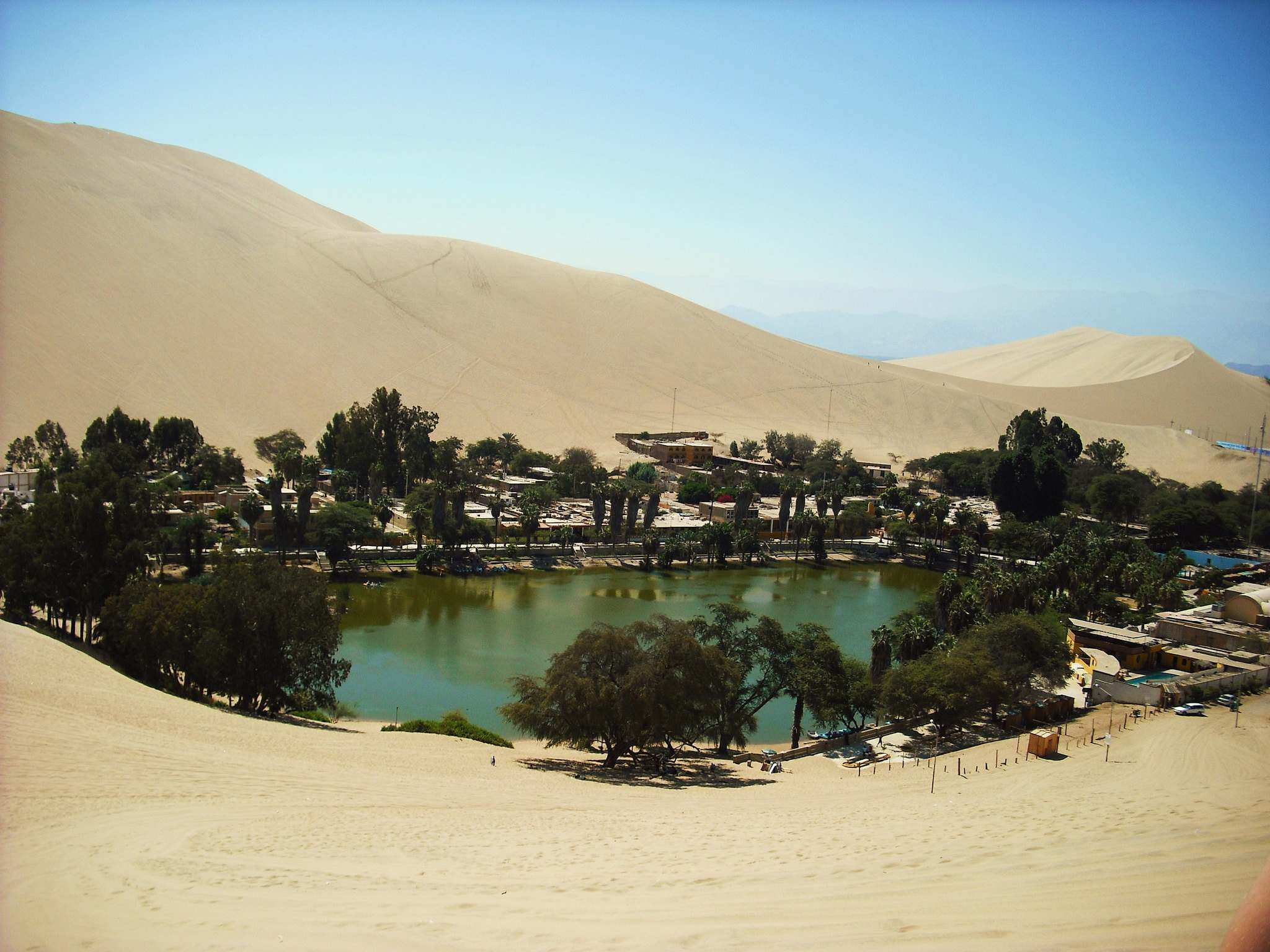 huacachina Huacachina   The Mystical Desert Oasis in Peru