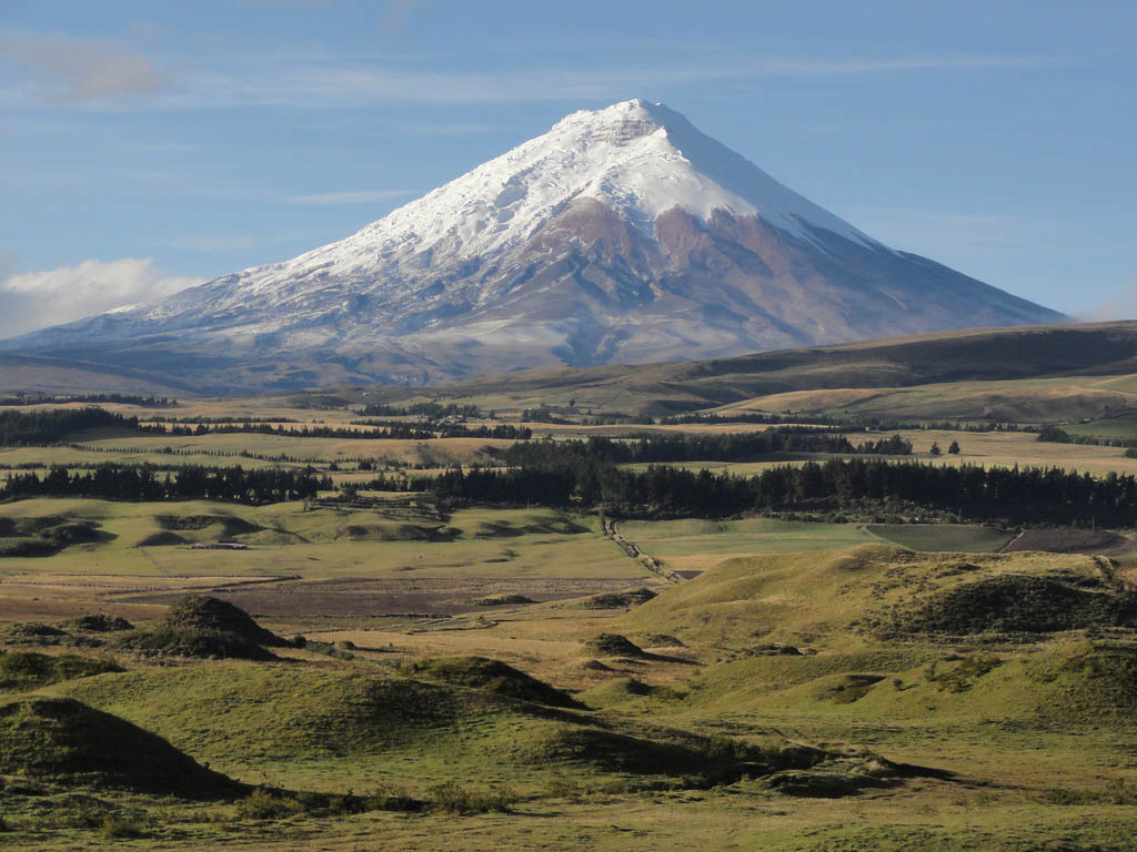 cotopaxi1 Tour to the Cotopaxi Volcano, Ecuador