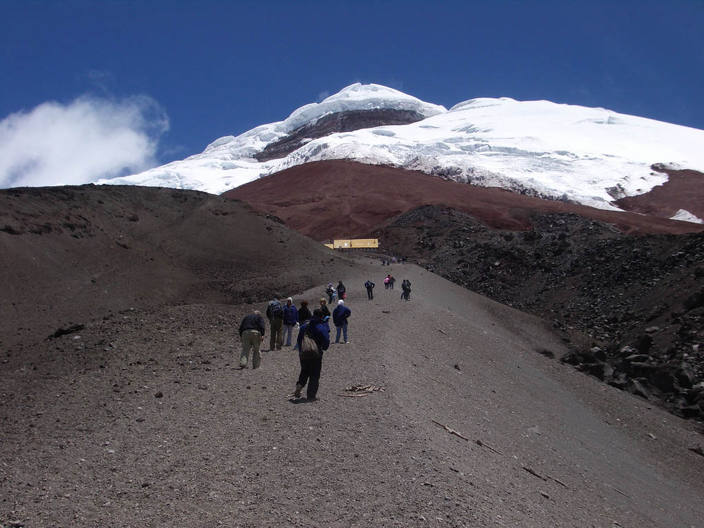 cotopaxi5 Tour to the Cotopaxi Volcano, Ecuador