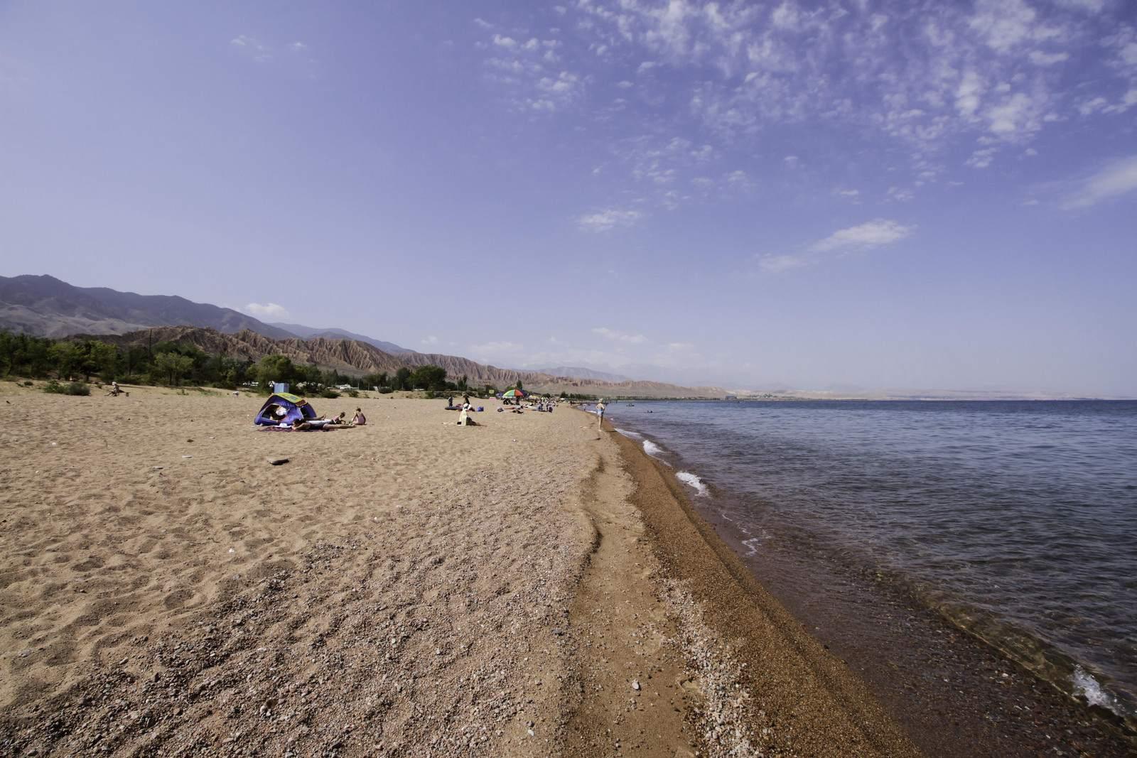 kyrgyzstan13 Visit Kyrgyzstan   Climbing Tastar Ata and Camping Issyk Kul lake