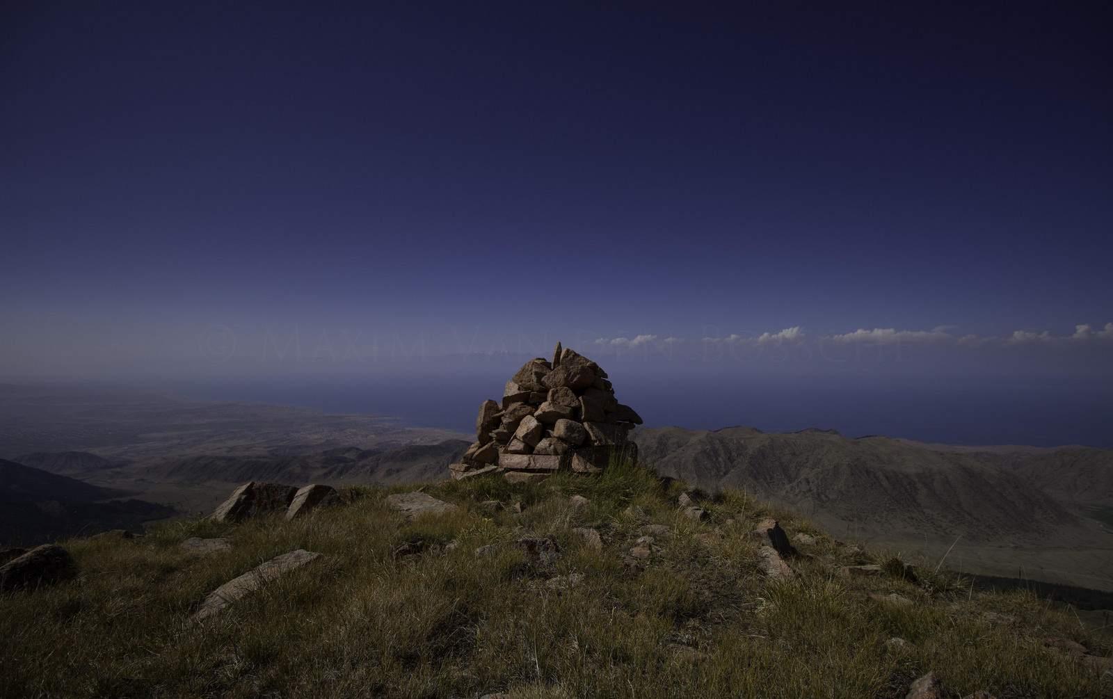 kyrgyzstan3 Visit Kyrgyzstan   Climbing Tastar Ata and Camping Issyk Kul lake