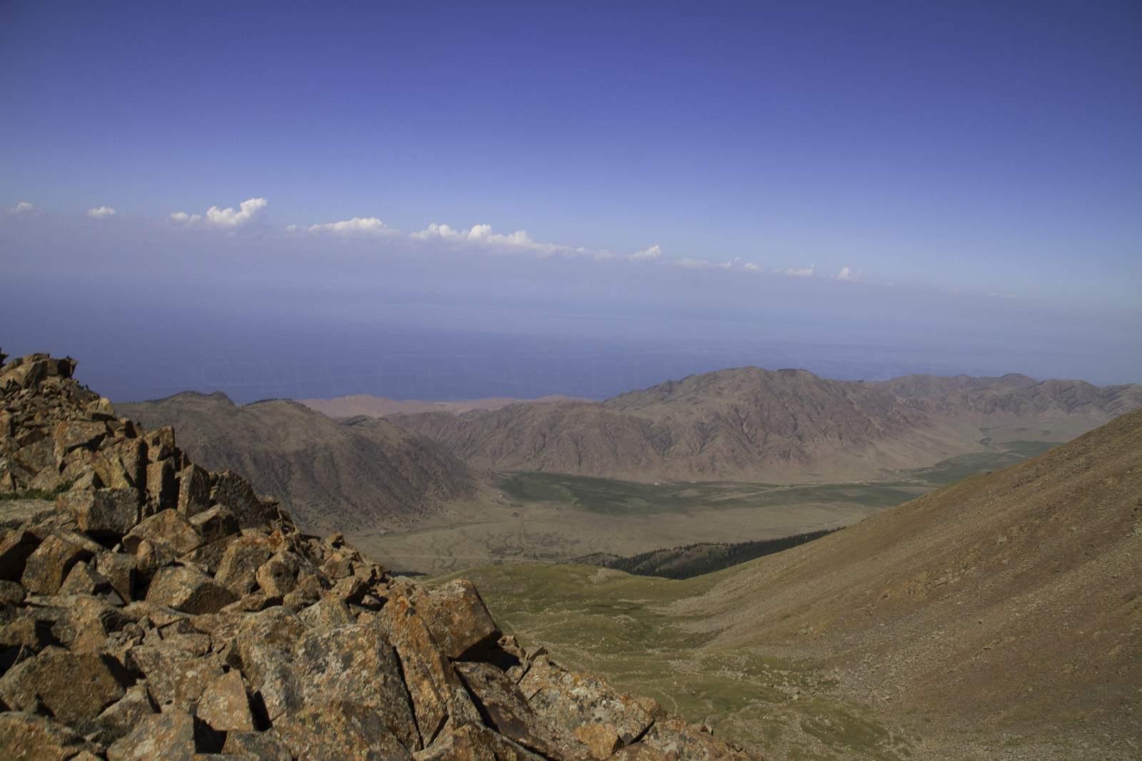kyrgyzstan7 Visit Kyrgyzstan   Climbing Tastar Ata and Camping Issyk Kul lake