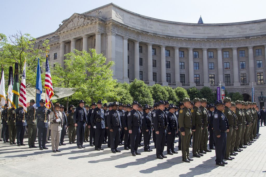 police week8 2014 National Police Week in Washington D.C.