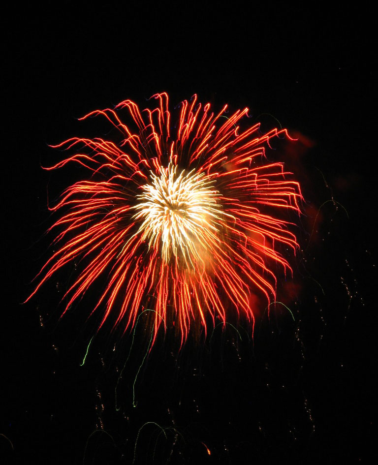 pictures of fireworks6 Amazing Pictures of Fireworks