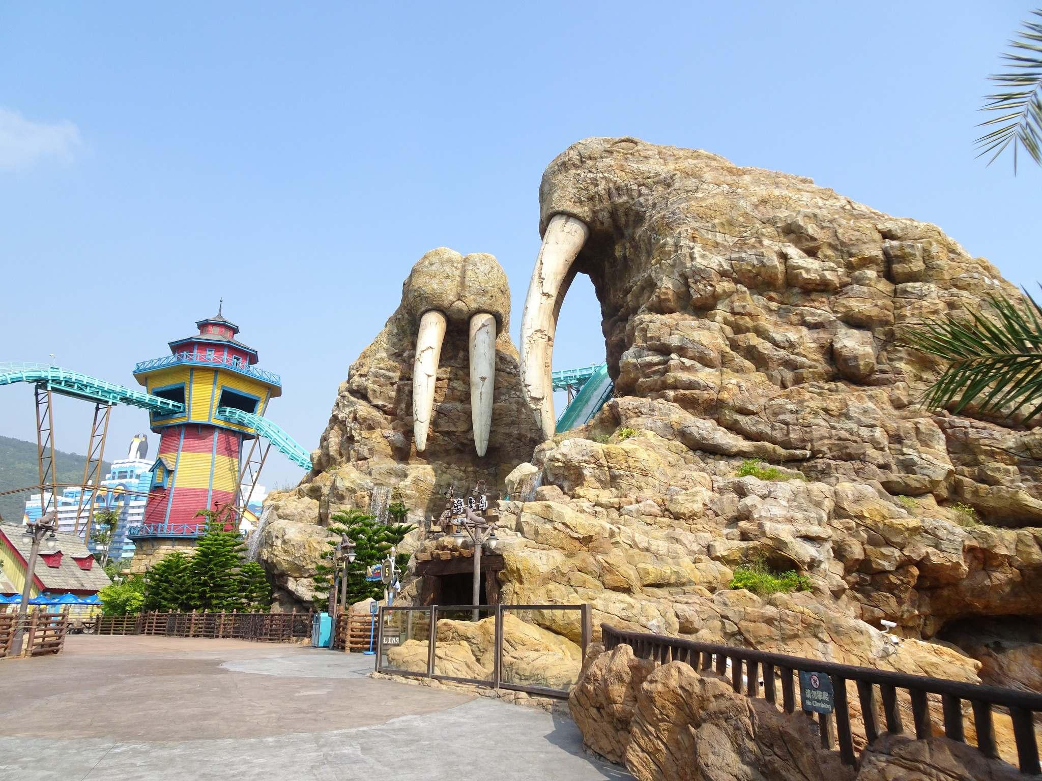 chimelong ocean kingdom1 Chimelong Ocean Kingdom   Worlds Largest Aquarium