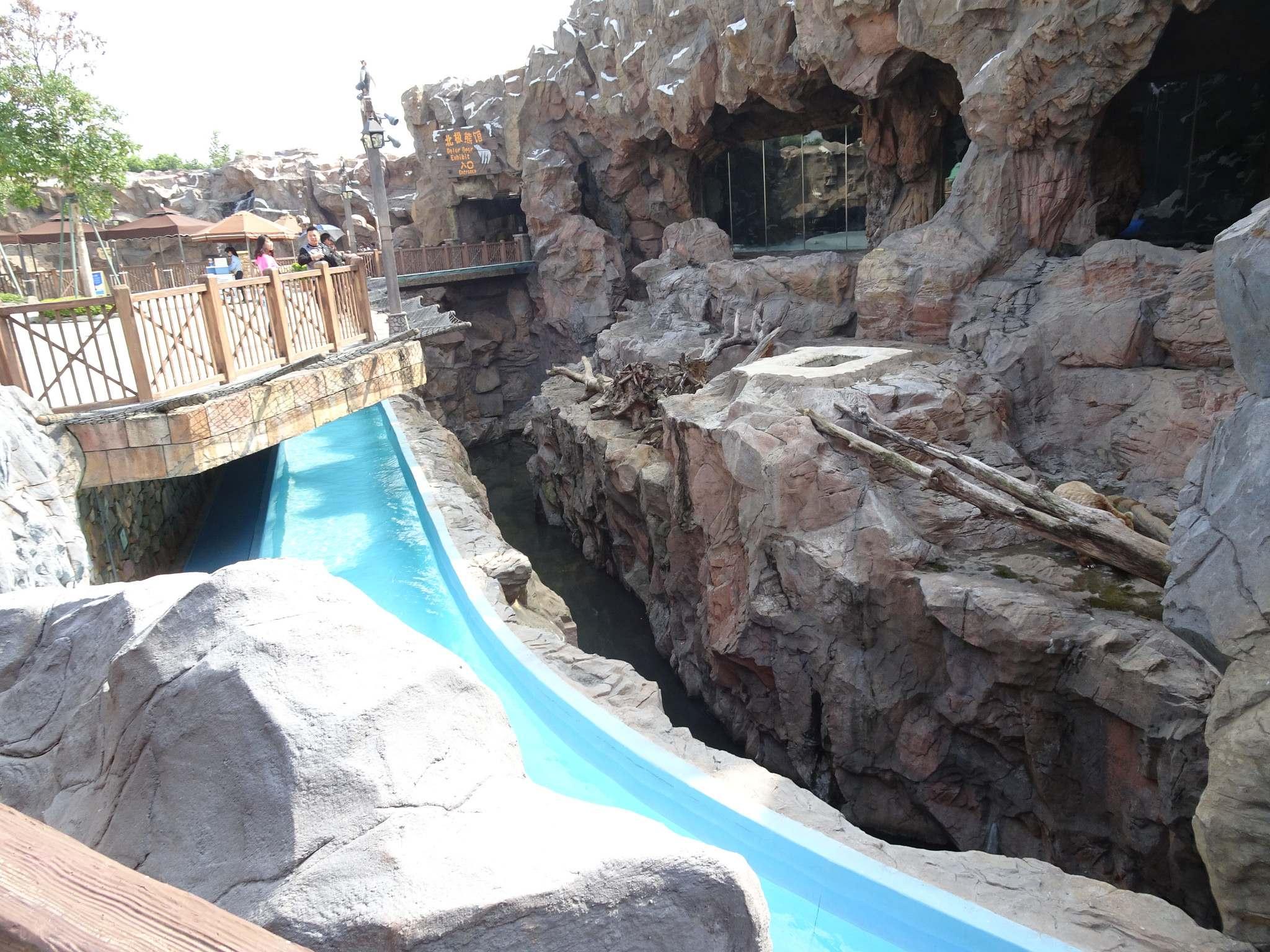 chimelong ocean kingdom3 Chimelong Ocean Kingdom   Worlds Largest Aquarium