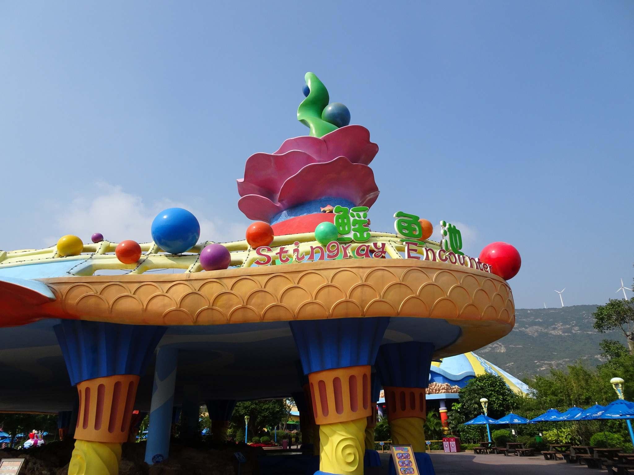 chimelong ocean kingdom8 Chimelong Ocean Kingdom   Worlds Largest Aquarium
