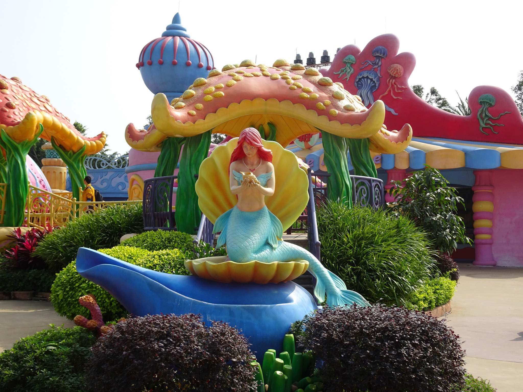 chimelong ocean kingdom9 Chimelong Ocean Kingdom   Worlds Largest Aquarium