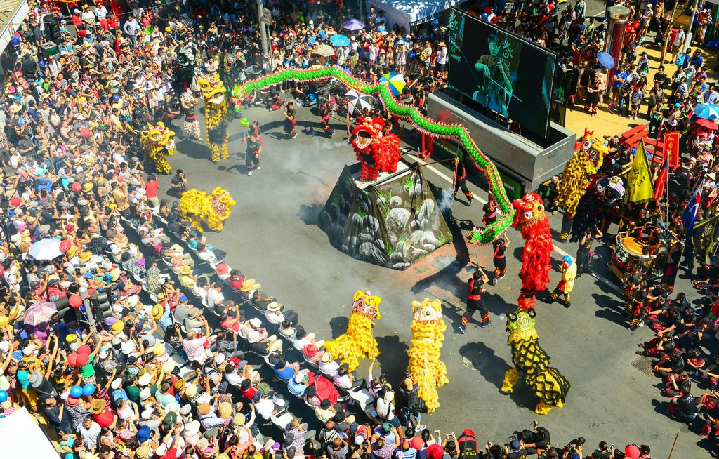 chinese new year4 Chinese Lunar New Year 2014, Melbourne Australia