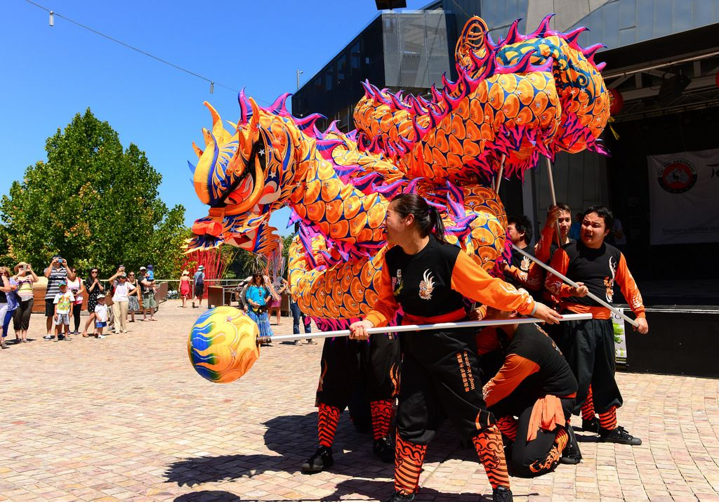 chinese new year9 Chinese Lunar New Year 2014, Melbourne Australia