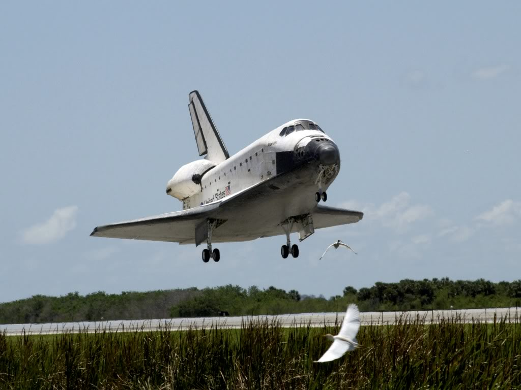 space shuttle7 Good Bye, NASA Space Shuttles