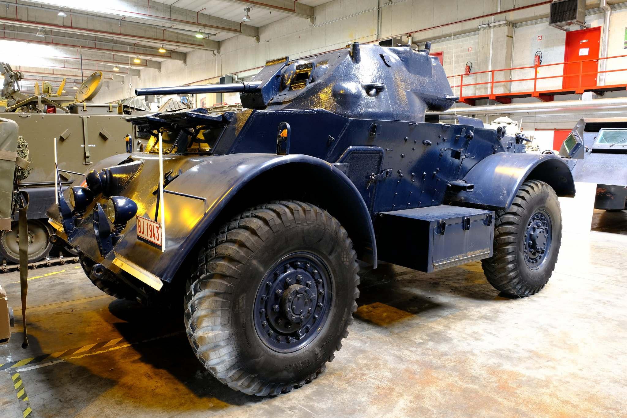 museum brasschaat10 Gunfire Museum Brasschaat in Belgium