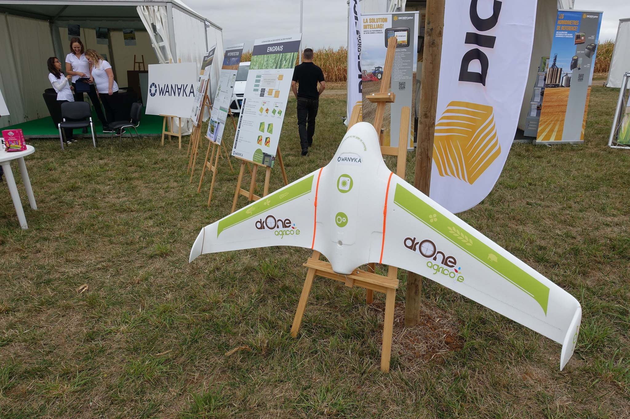 innov agri18 Innov agri 2016 Agriculture show in Outarville, France
