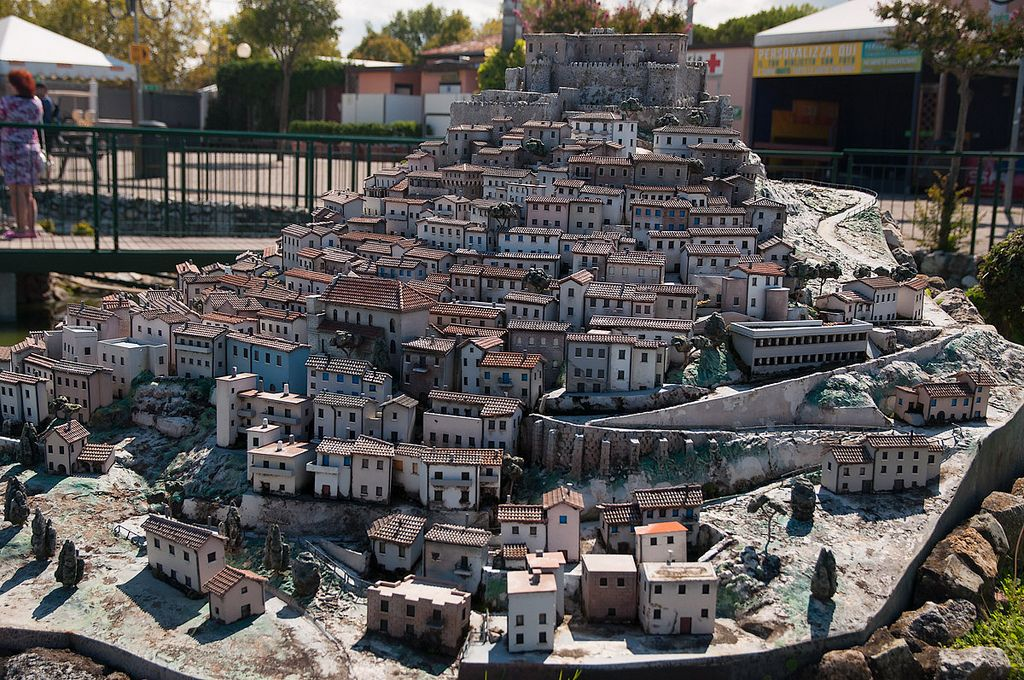 italia in miniatura13 Italia in Miniatura in Rimini   One of the Most Important Tourist Attractions