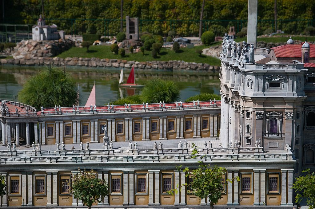 italia in miniatura15 Italia in Miniatura in Rimini   One of the Most Important Tourist Attractions