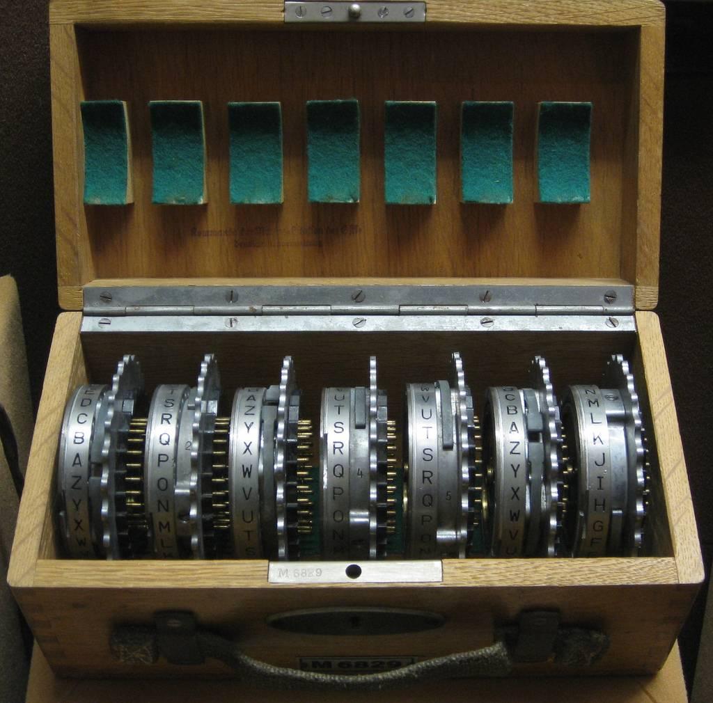 cryptologic museum11 Jewels of National Cryptologic Museum