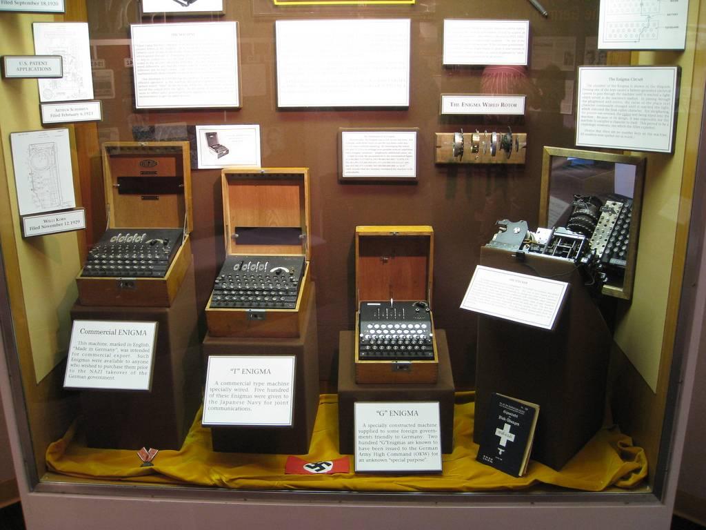 cryptologic museum7 Jewels of National Cryptologic Museum