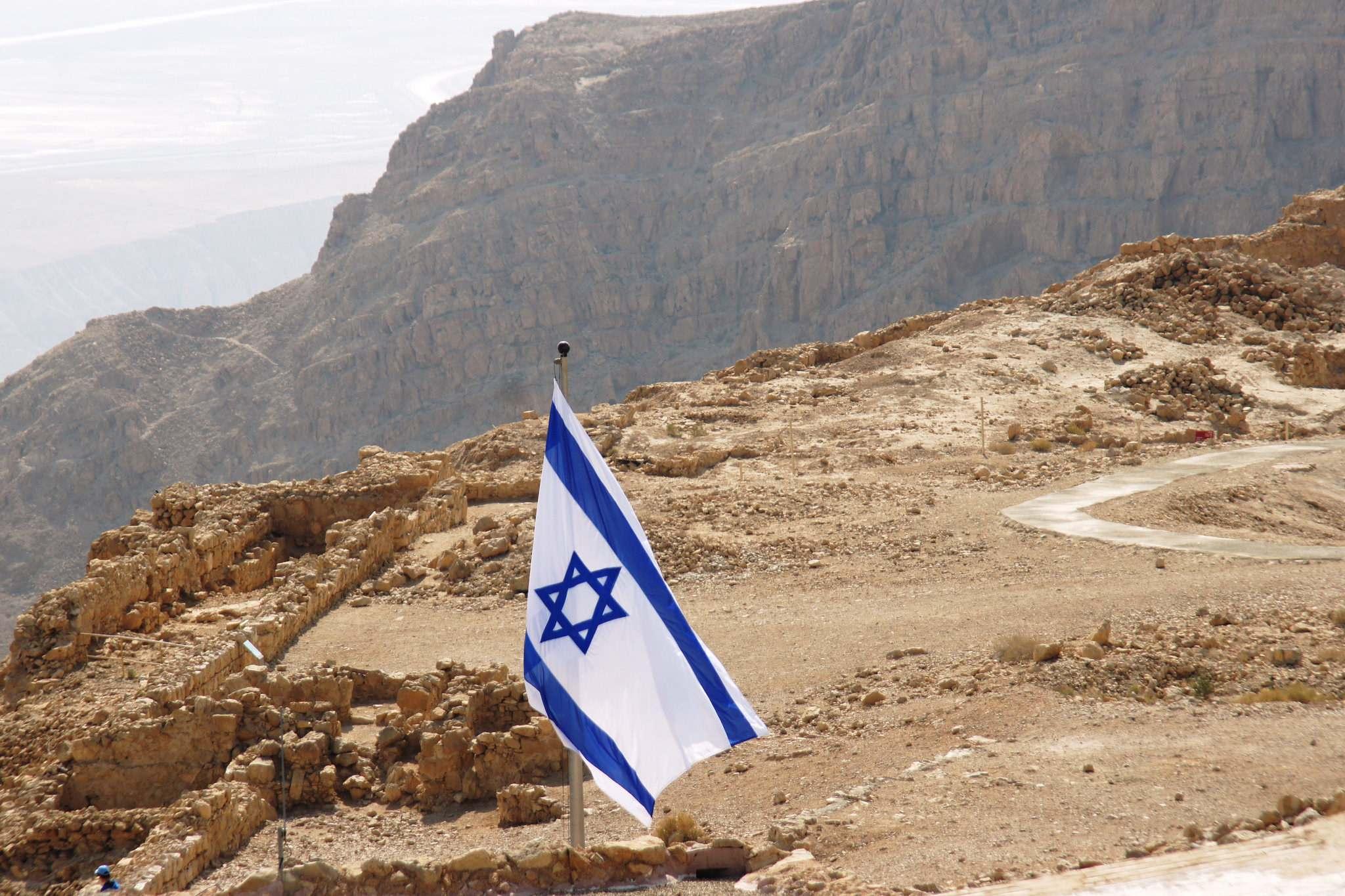 masada1 Masada Desert Fortress in Israel