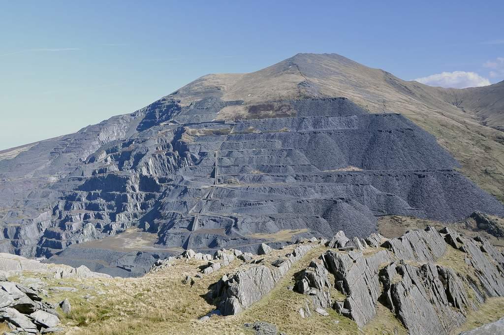 dinorwic slate quarry1 Old Dinorwic Slate Quarry