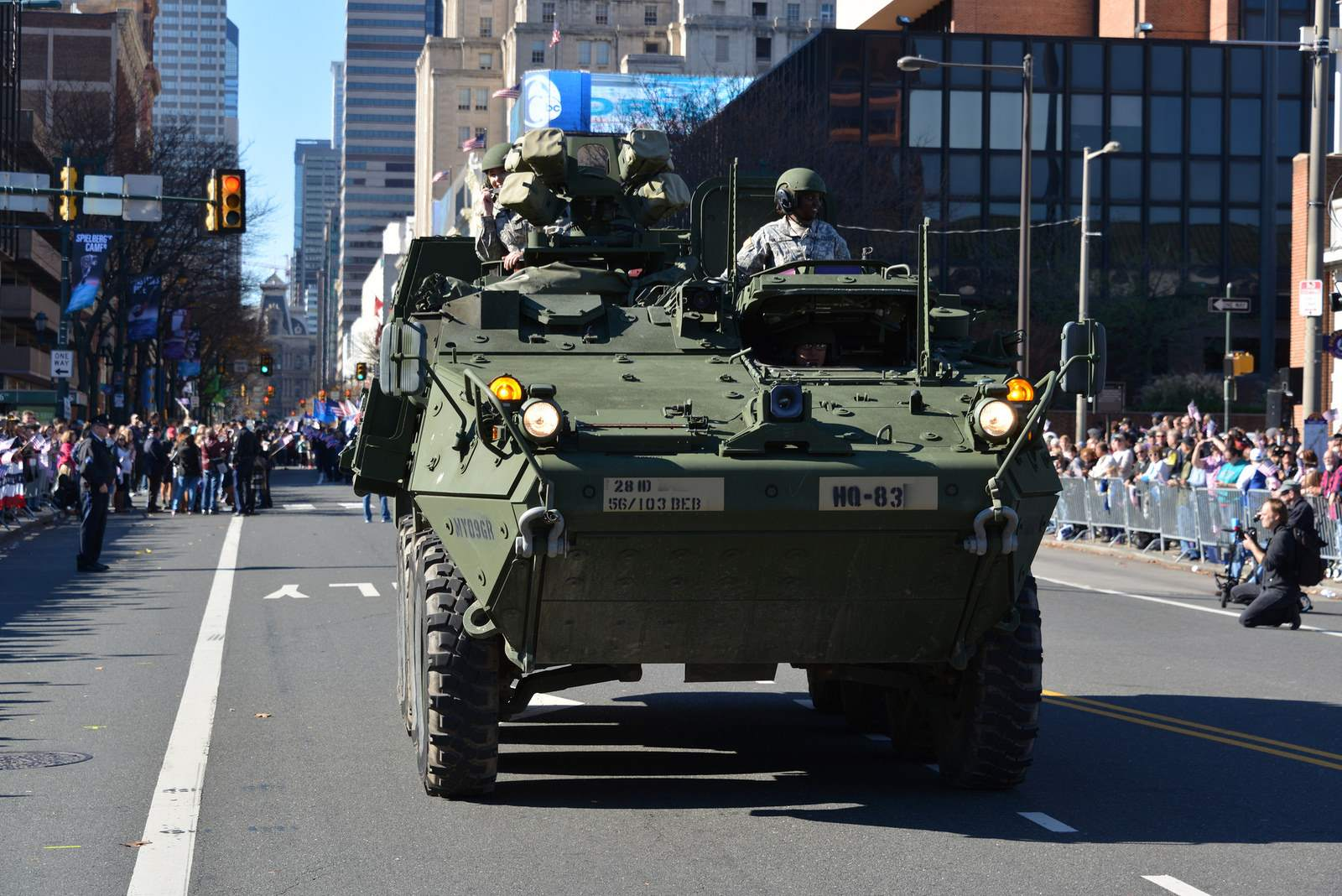 veterans day15 Philadelphia Veterans Day Parade 2015