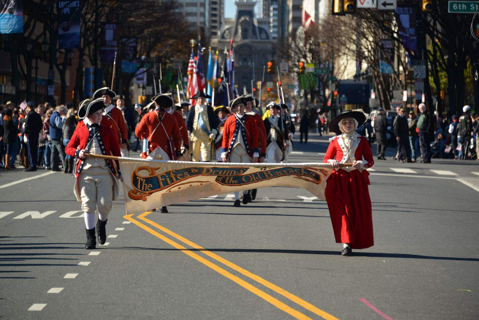 veterans day2 Philadelphia Veterans Day Parade 2015