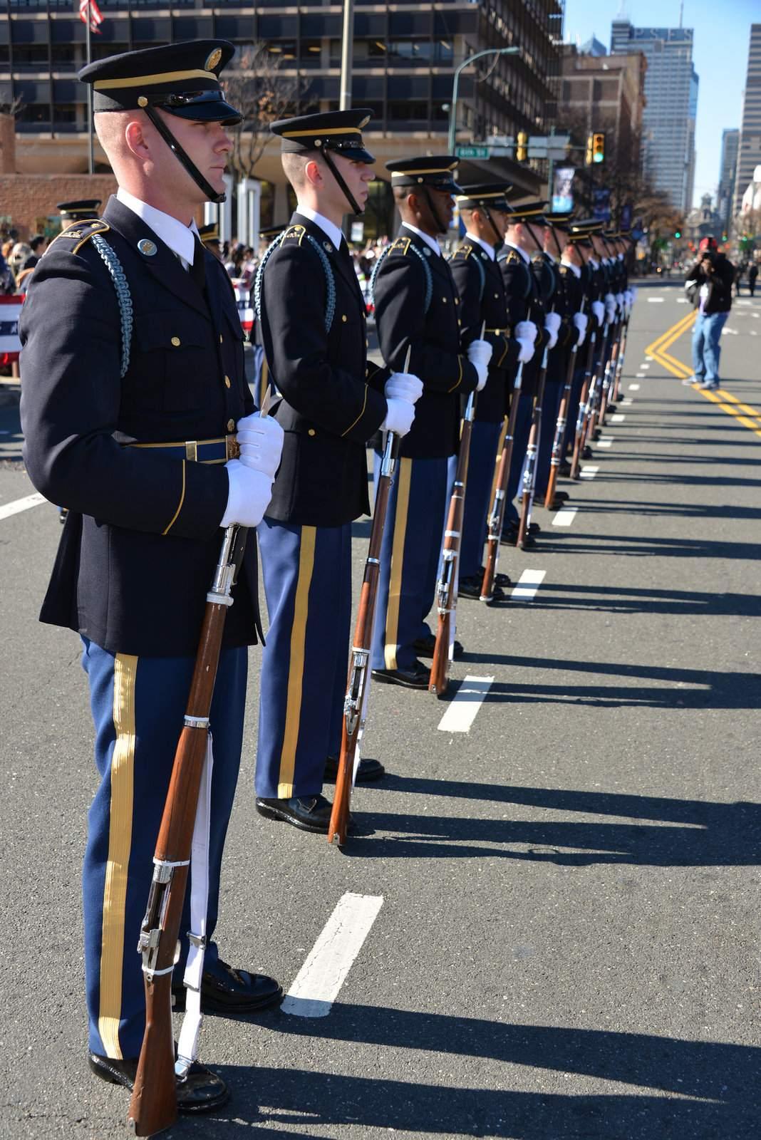 veterans day6 Philadelphia Veterans Day Parade 2015