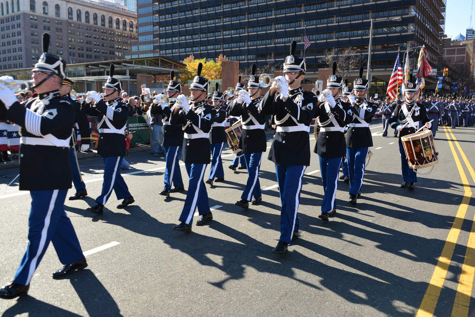 veterans day9 Philadelphia Veterans Day Parade 2015