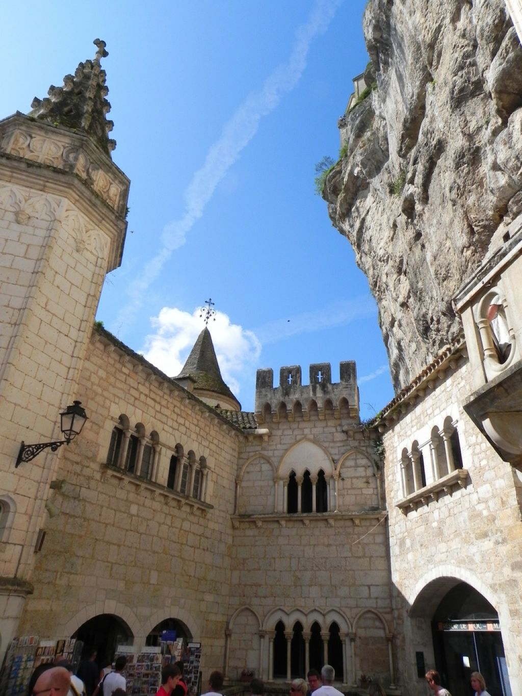 rocamadour1 Rocamadour    The spectacular Natural and Religious Site