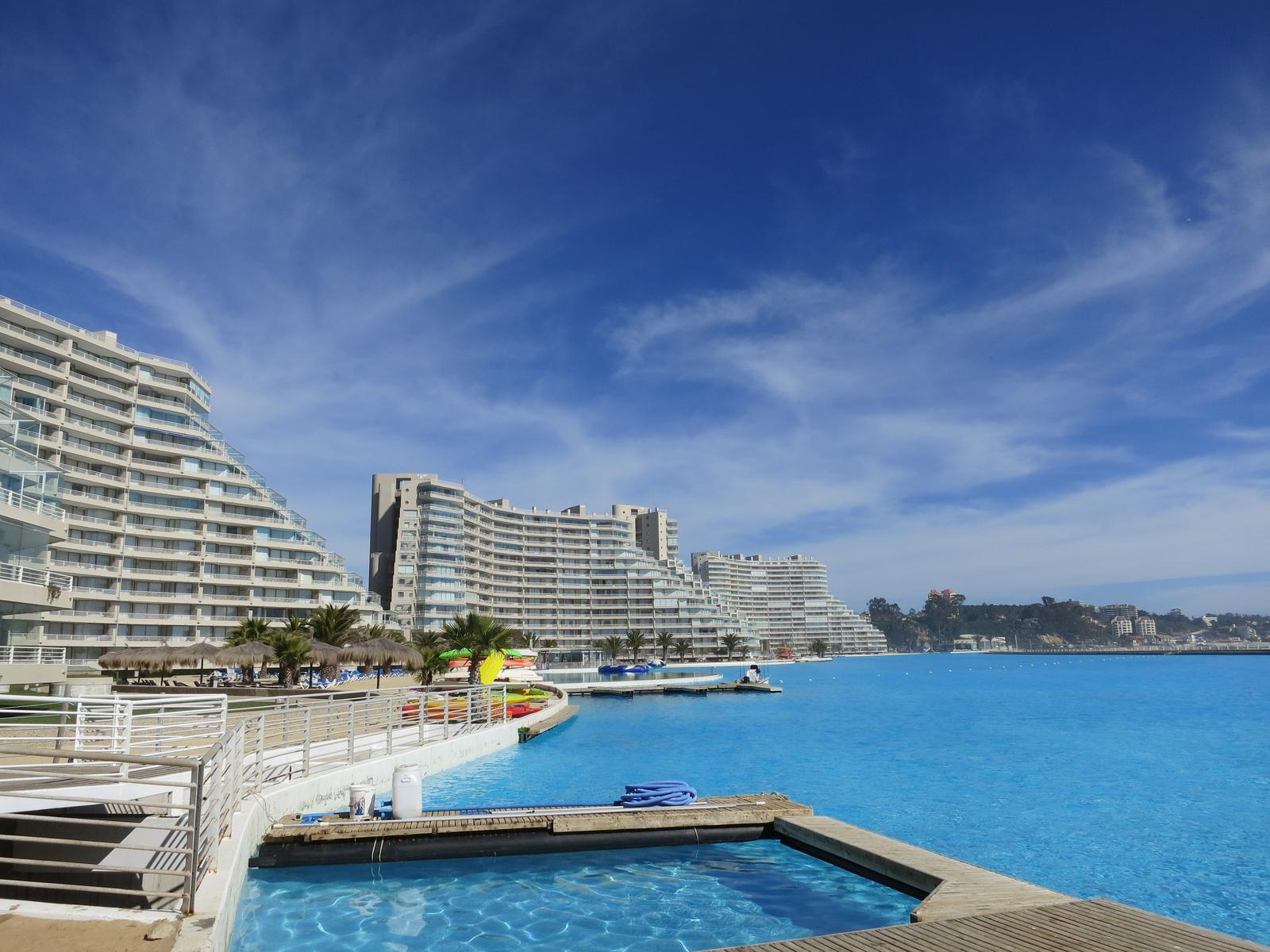 largest swimming pool2 San Alfonso Del Mar   The worlds Largest Swimming Pool in Chile